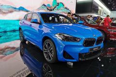 【2019成都车展】宝马在中国市场最便宜的SUV车型车展亮相
