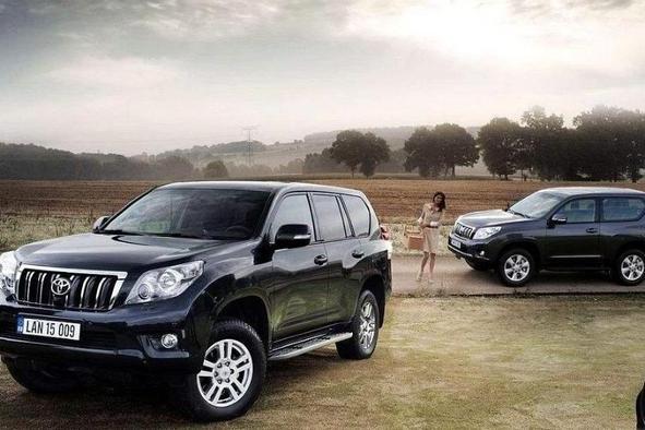 堪称最耐用的4款SUV,丰田普拉多入榜!