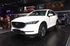 成都车展上市,售20.98万的马自达CX-5,能否让你忘掉途观CR-V?