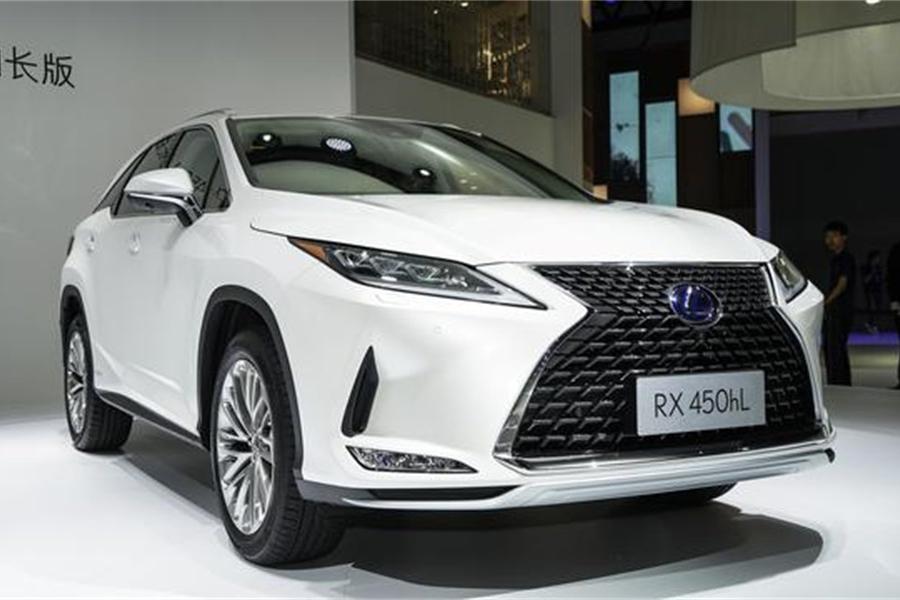 售价39.8-79.9万,全新雷克萨斯RX/RX L于成都车展正式上市