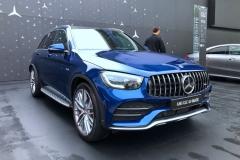 2019法兰克福车展:新款AMG GLC 43系列亮相