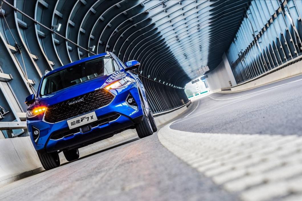 为什么哈弗F7x成中国轿跑SUV风潮引领者?