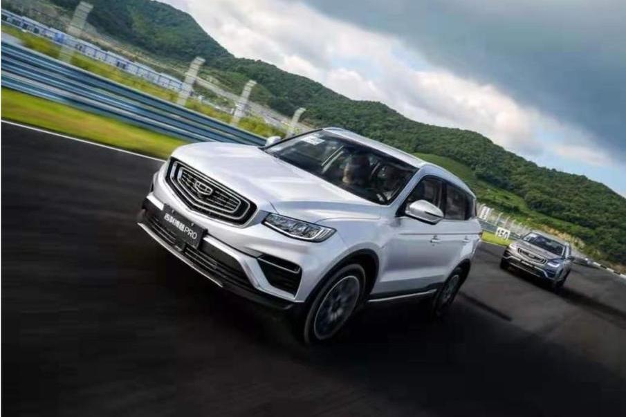 从博越到博越Pro,看吉利如何引领中国汽车智能化改革