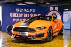 谢尔比GTE宽体版国内上市 性能提升售41.8万元