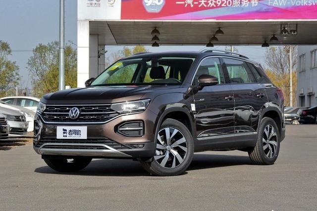前驱后驱都有份 大众探岳新增车型售23.04万起