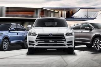 8-15万不同预算的最优选择,热门自主紧凑SUV都在这