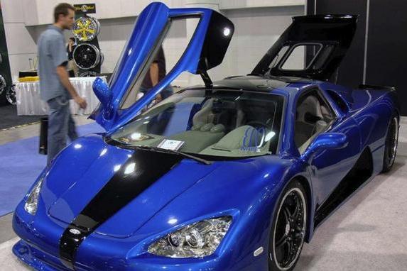 世界极速最快的五款车型,除了布加迪Chiron,你们还认识几款?