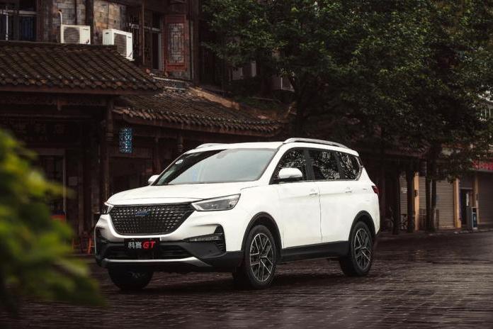 中型SUV,长安欧尚科赛GT上市,配8AT,仅需13.28万?