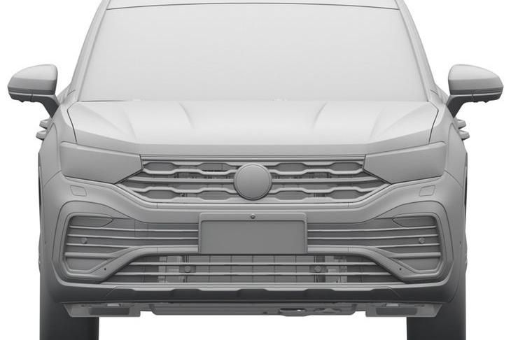 一汽-大众探岳Coupe专利图曝光 外观酷似宝马X4/有望年内上市
