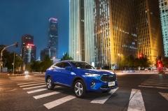 向奔驰GLC Coupe看齐 哈弗F7x树中国品牌轿跑SUV标杆