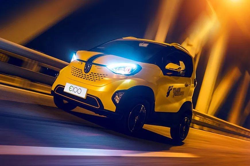 8月新能源销量出炉,北汽EU系列销量破万高居第一,不到5万的宝骏E100很抢手