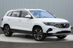 捷达VS7申报图曝光 定位家族旗舰SUV/或明年春季上市