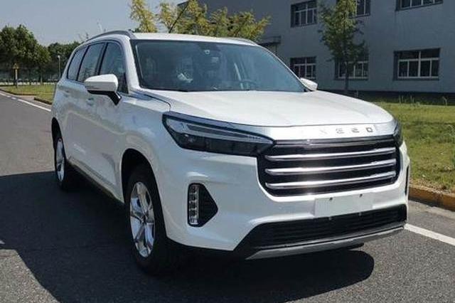 星途VX轴距2900mm,自主品牌中大型SUV不会成功?