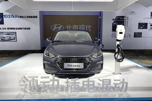 百公里油耗低至1L!北京现代领动插电混动版值不值得买?
