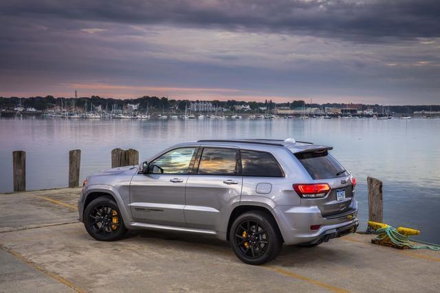 新款Jeep大切于明年亮相,7座成最大看点!