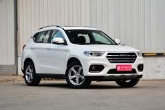 哈弗H2国VI版车型上市 售价7.59-9.59万元