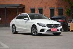 新款奔驰C 200 L上市 推三款车型售30.78-31.58万元