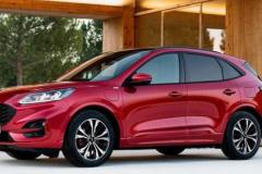 全新一代福特翼虎插混版海外上市 约合人民币30.7万元起