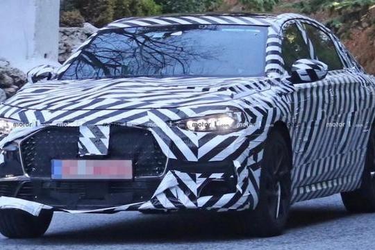 法国人要做大型豪华车了?DS8伪装车国内亮相,能否挽销量颓势