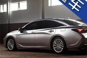 亚洲龙2.0L车型来袭,起售不到20万硬刚凯美瑞?