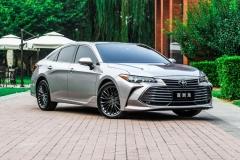 一汽丰田亚洲龙2.0L汽油版上市 售价19.98-23.98万元
