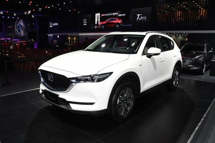 2020款马自达CX-5正式上市 售17.98-24.58万元 配置再升级