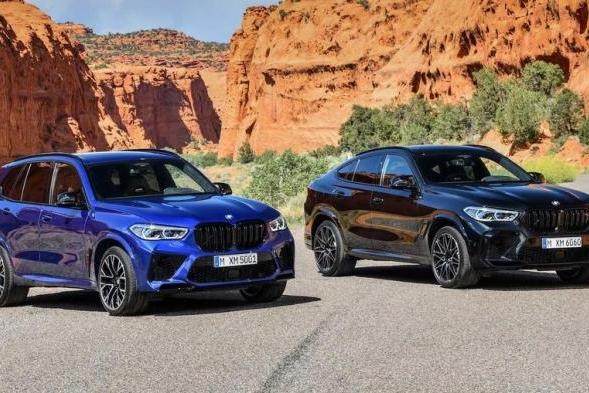 全新宝马M5,M6发布!高性能SUV不能没有宝马?