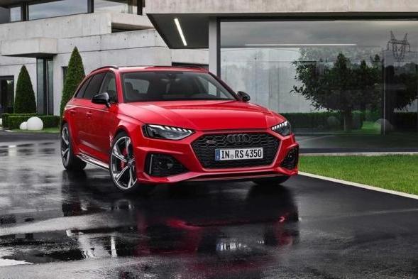 奥迪发布新款RS 4 Avant,这才是粉丝心中的奥迪?