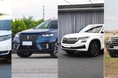 20万的SUV,国产VS合资!到底谁更划算?