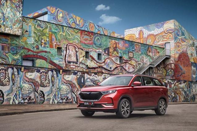 预售价7.99万起 新晋紧凑型SUV搅局者长安欧尚X7正式预售