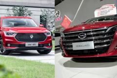 自主中型车角逐,宝骏RC-6较量传祺GA6,消费者该如何选择?