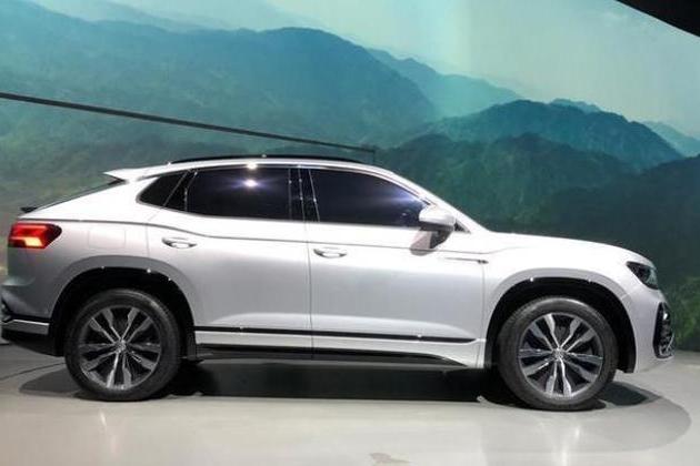 喜欢轿跑SUV却买不起X6,大众满足你!三动力四驱系统,2020年见面