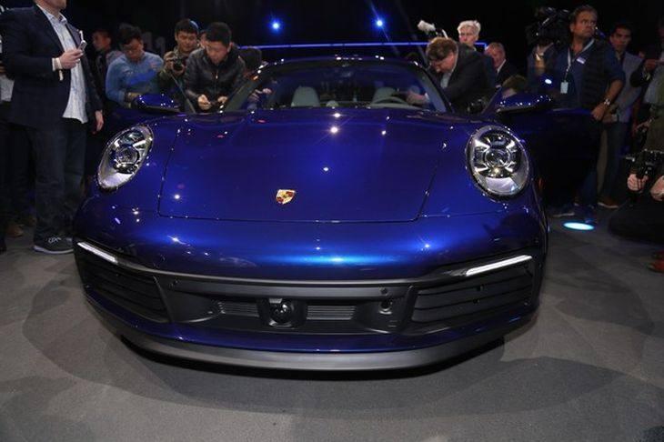 对速度的追逐 保时捷第八代911全系车型10月11日上市