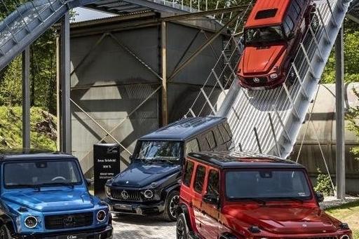 不是所有的SUV,都配得上阿拉善英雄会