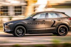 马自达全新纯电动车型定位小型SUV,北美、中国市场车型有差异!
