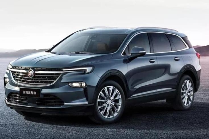 又一款合资中大型7座SUV,它是国产昂科雷还是换壳XT6?