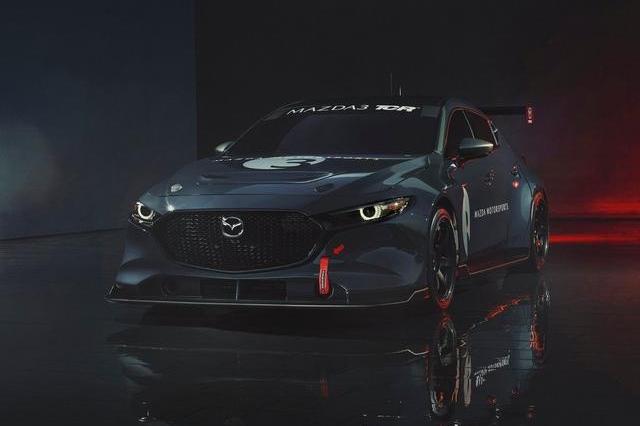 """新一代马自达3推出TCR赛车,最纯粹的""""人马一体"""""""