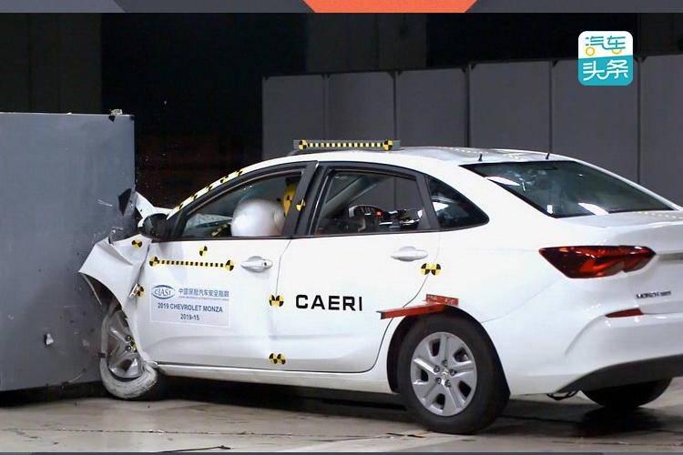 """大众失意、两国产车拿""""双差"""",撞坏帕萨特的测试里还有哪些料?"""