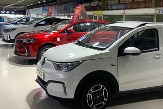 探访北京新能源汽车促销节,最高优惠6万元