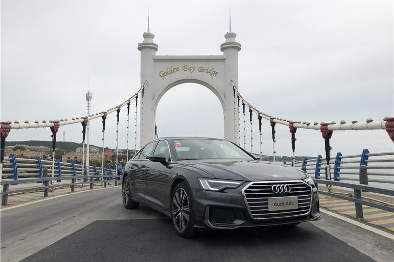 全新奥迪A6L中产阶级必备之车 浓浓的智能科技范