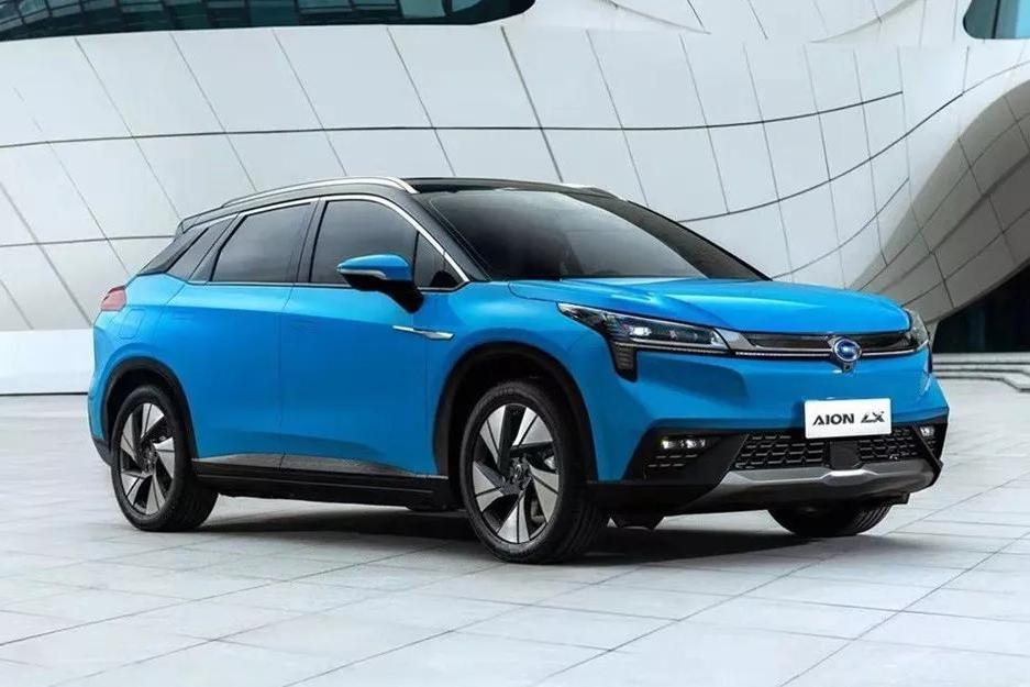 广汽新能源Aion LX这车不简单,静态体验超跑SUV【汽车Vlog232】