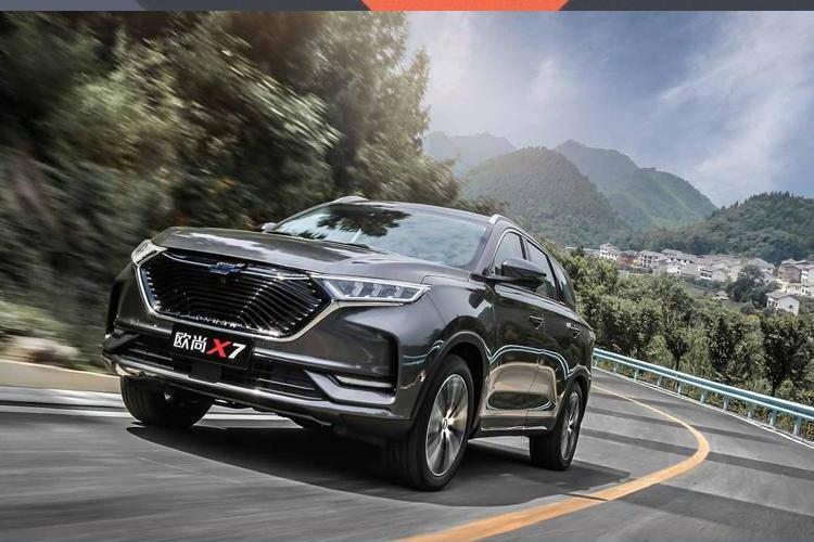 """欧尚X7预售2周订单过万,长安集团乘用车""""两翼齐飞"""""""
