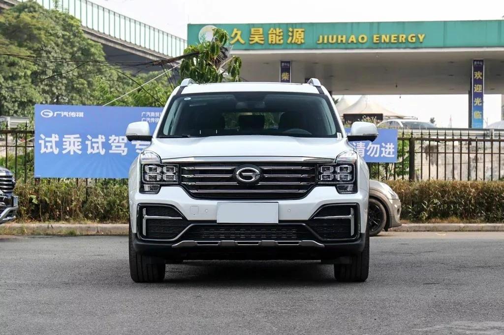 """16.68万起售,2020款广汽传祺GS8全方位升级后,能否成为""""中国汉兰达""""?"""