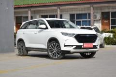 长安欧尚X7实车到店 预售7.99万起/11月上市