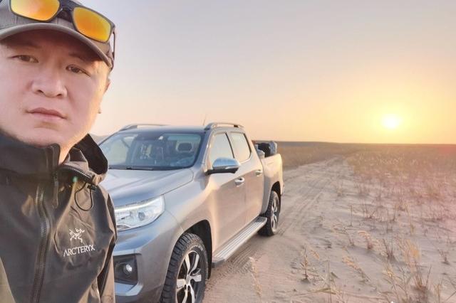 庆长安凯程F70上市,先来个小片段,这次野骆驼保护区巡护节目11月中下见[$微笑$]
