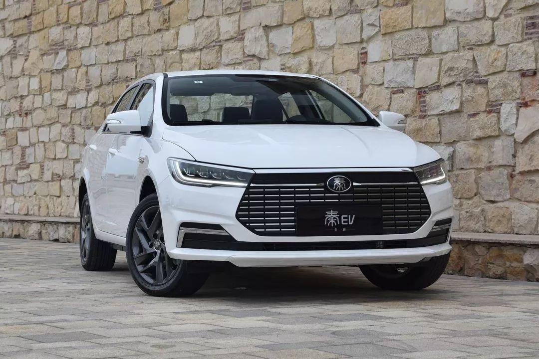 奥迪e-tron、全新比亚迪秦EV领衔,11月上市新能源车提前曝光
