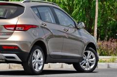 5.69万的国产SUV,卡罗拉引擎,600元的油能跑1650公里,还配独悬