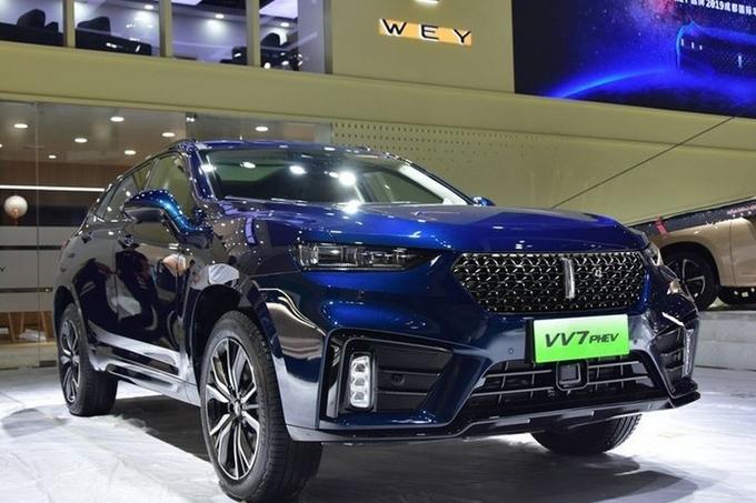再等22天,WEY新SUV将上市,入手价26万,大家关注的油耗很赞