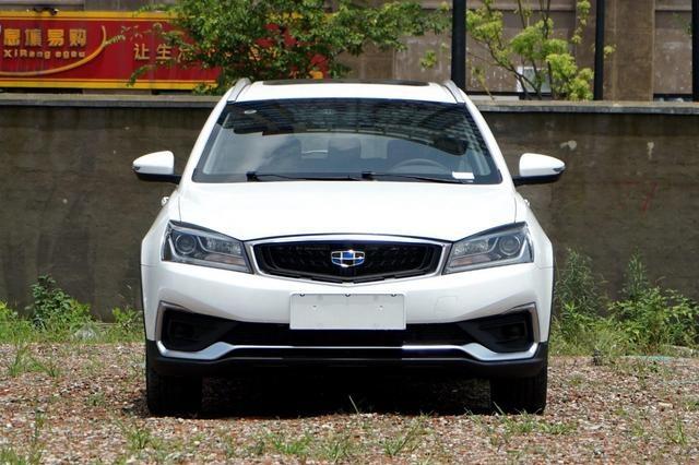 起售价不到6万的紧凑级跨界SUV!吉利远景S1值不值