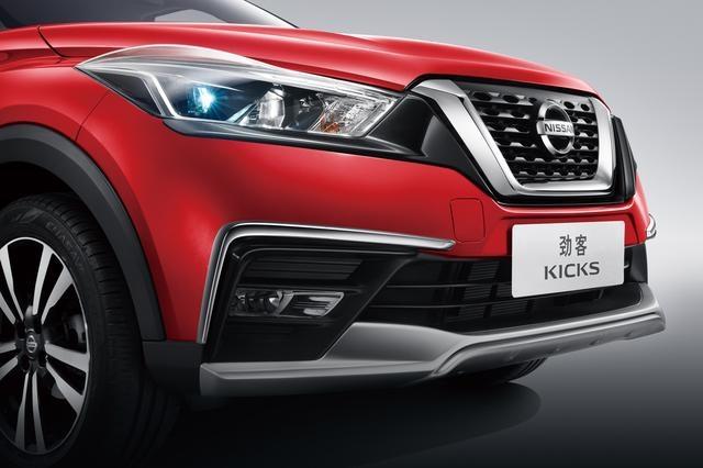 9.98万元起售,劲客2020款焕新升级,年轻人第一辆SUV